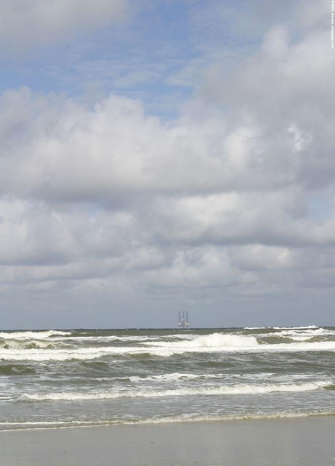 Beach near Schoorl, july 2004