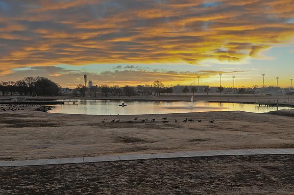 Sunrise 1-31-2011