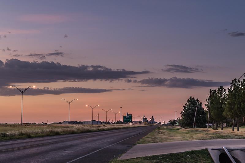 Sunrise 8-3-2012
