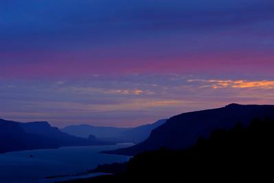 Sunrises, Sunsets and Landscapes
