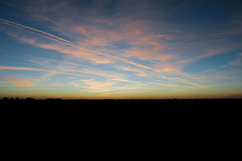 Sunset 1-15-2011