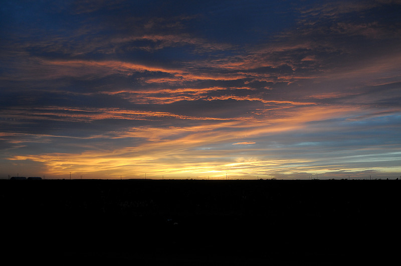 Sunset 2-20-2011