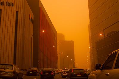 Sydney Dust Storm - September 2009