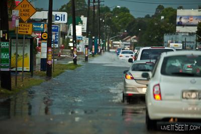 Sydney Storm Tue Nov 8 2011 - Parrmatta Rd, Summer Hill
