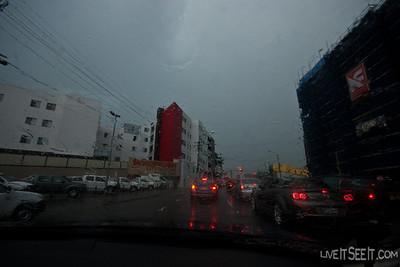 Sydney Storm Tue Nov 8 2011 - Parrmatta Rd, North Strathfield