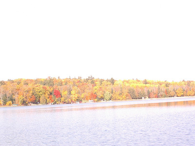 The Beautiful Fall of 2012 on and around Benedict Lake