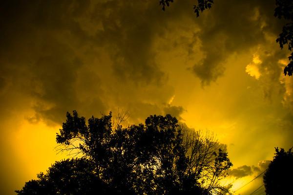 The Golden Sunset (7/19/12)