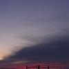 New Moon at Sundown 1-29-09