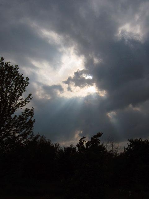 Foreboding Sky
