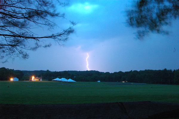 Thunderstorms - 5-27-10