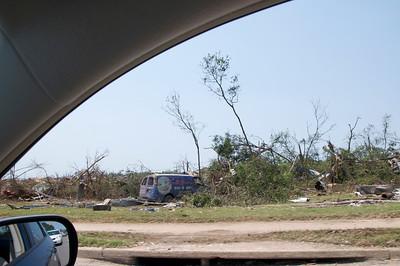 Tornado Damage, May 2011