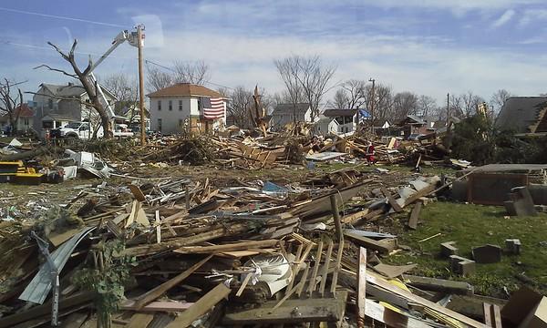 Tornado - Fairdale, IL