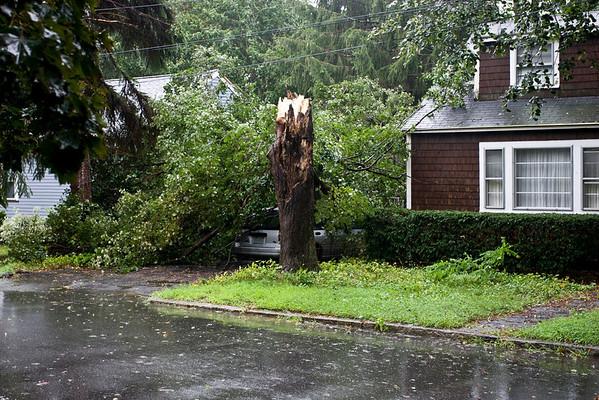 Tropical Storm Danny - Aug 29, 2009