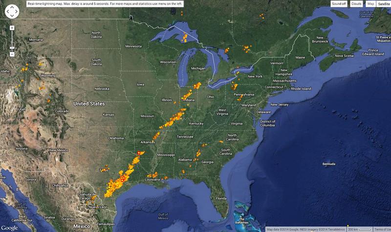 Lightning Maps Org Real Time TwinHollies Weather Center   Gean Lightning Maps Org Real Time
