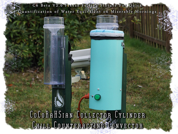 C6 Beta V2.0 CoCoRaHSian Collector Cylinder Chill Counteracting Convector.