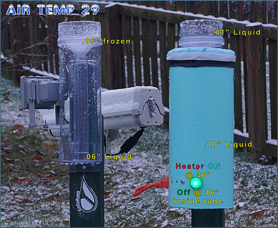 First Wimpy Climate Test of the C6... Nov 12 2013