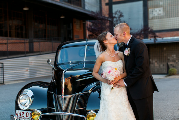 Warren & Sarah Wedding