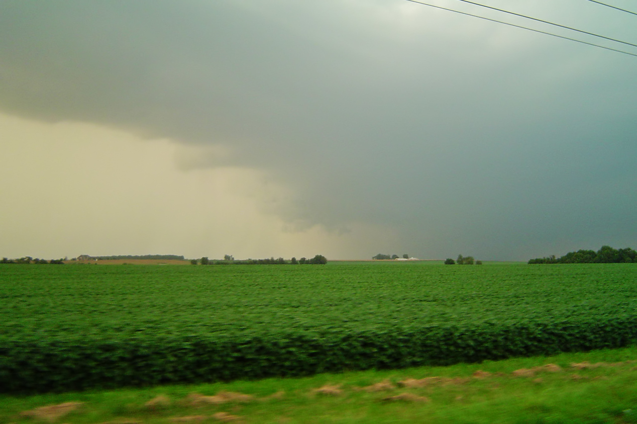 August 9 - NW Macon County IL (severe warned)