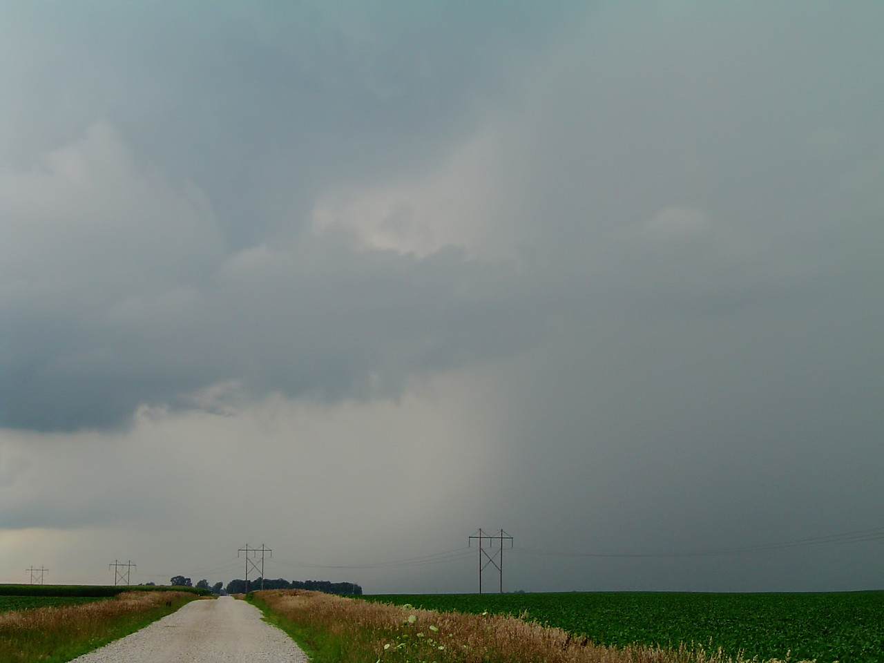 July 6 - NE Macon County IL (severe warned)