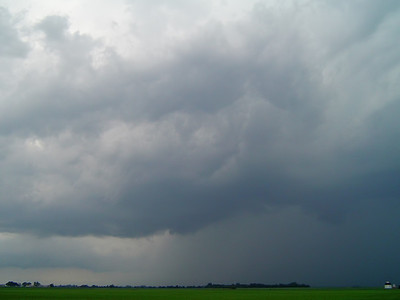May 30 - NW Macon County IL (tornado warned storm)
