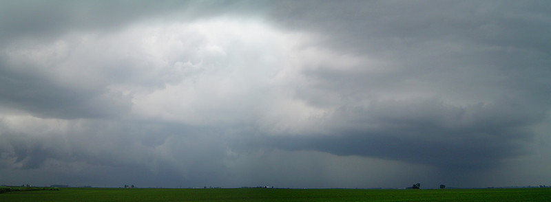 May 30 - N Macon County IL (tornado warned storm)
