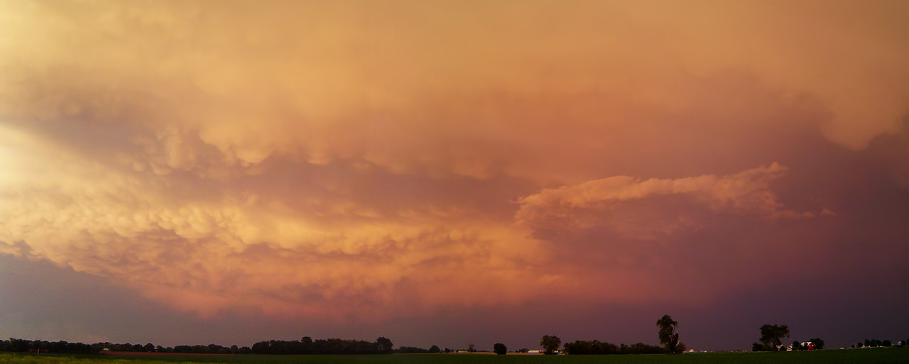 May 23 - Near Elwin IL
