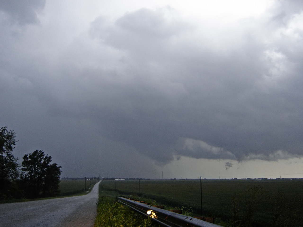 July 26 - Piatt County IL (tornado warned)
