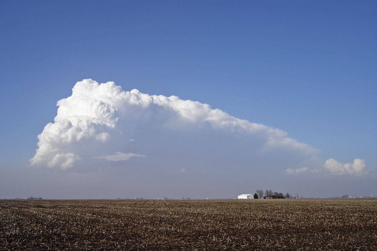 April 7 - S Macon County IL