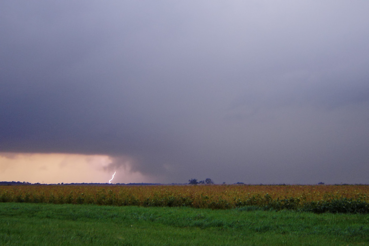 September 22 - SE Logan County IL
