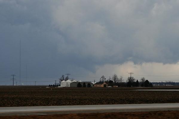March 1 - Macon County IL (tornado warned)
