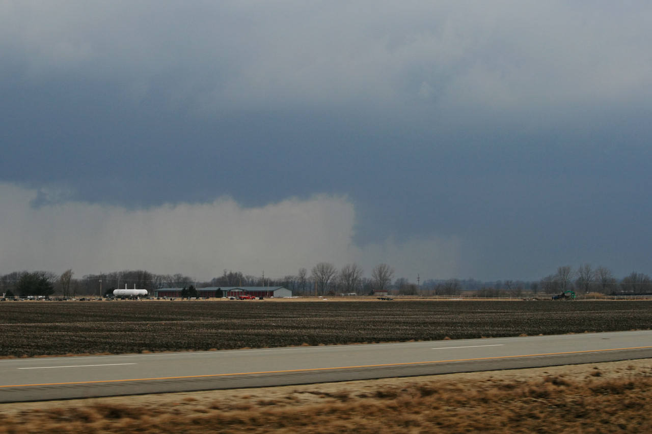 "March 1 - S Macon County IL (tornado warned)<br /> <br /> Related link <a href=""http://www.crh.noaa.gov/ilx/?n=1mar07"">http://www.crh.noaa.gov/ilx/?n=1mar07</a>"