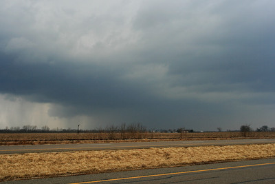 March 1 - S Macon County IL (tornado warned)