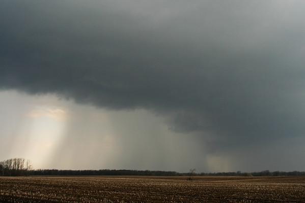 March 1 - S Macon County IL (tornado warned)