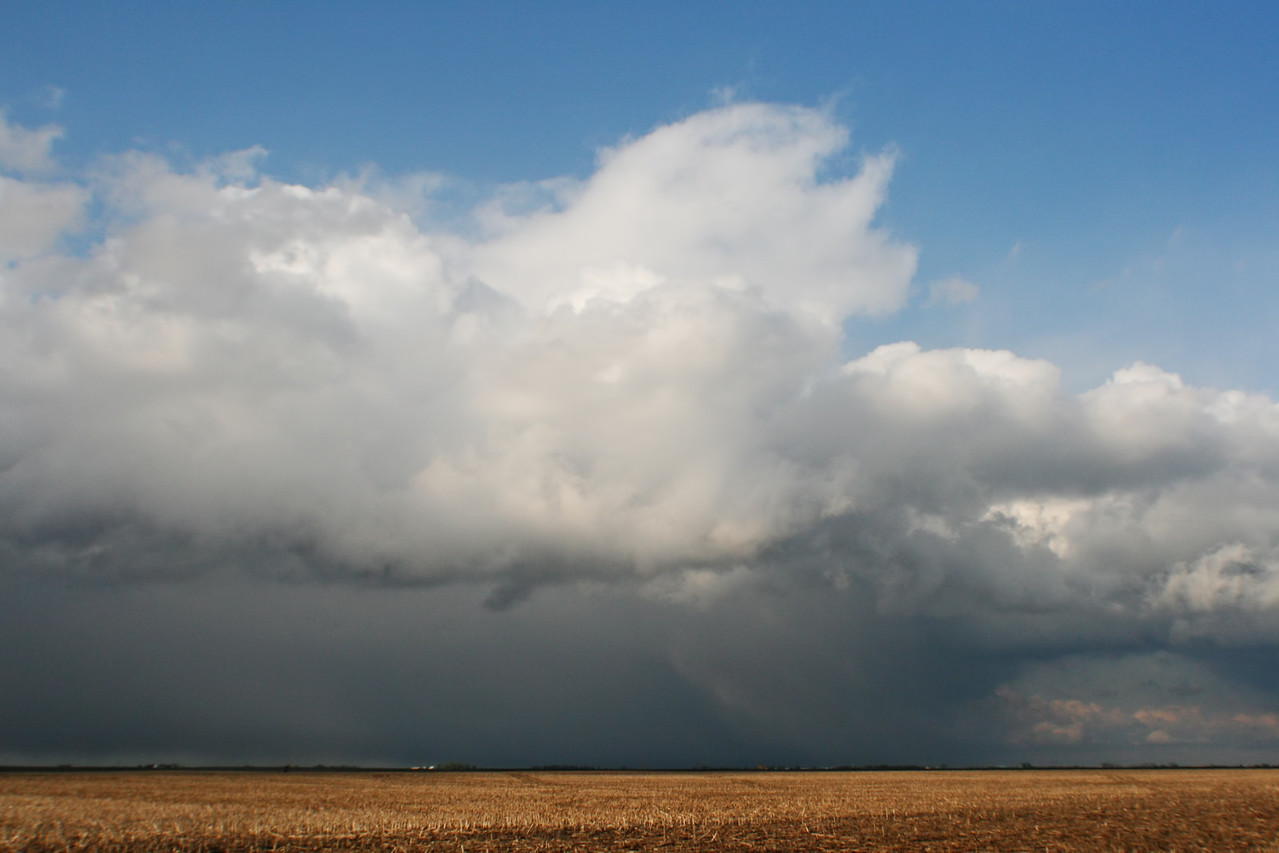 April 28 - Macon County IL (snow squall)