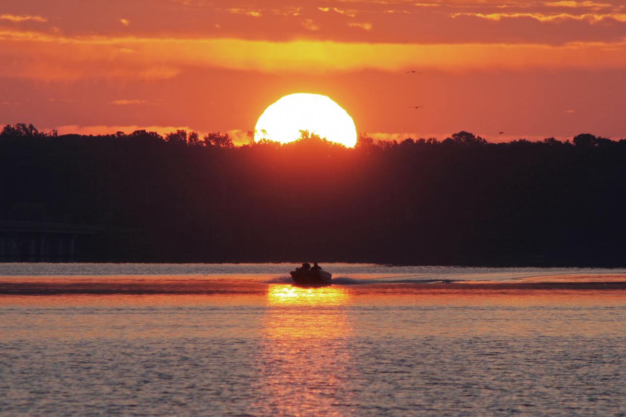 October 11 - Lake Decatur