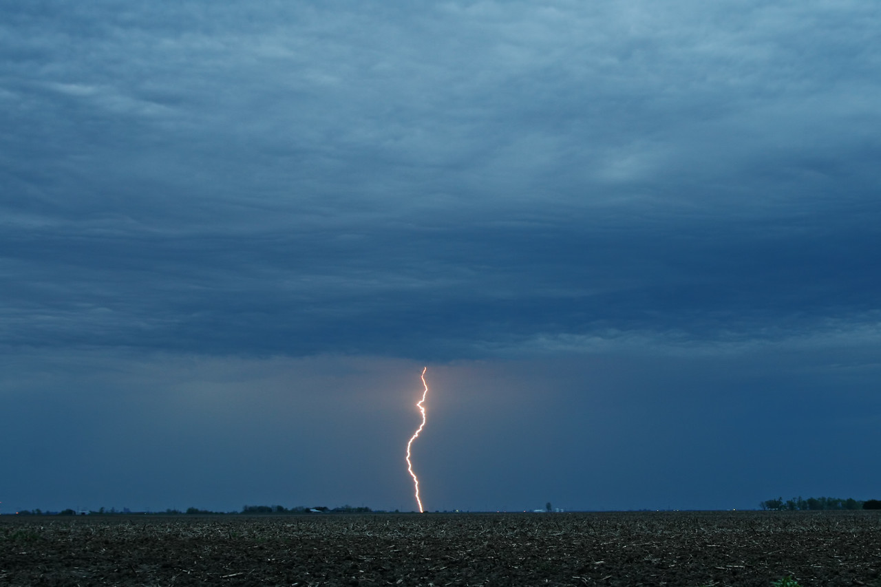 May 13 - NE Macon County IL