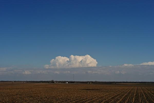 March 8 - Tornado Warned Storm, Piatt County IL