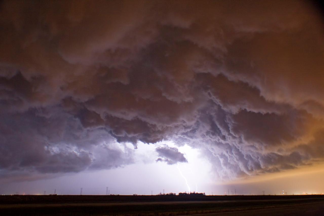 October 24 - Severe Thunderstorm, Macon County Illinois