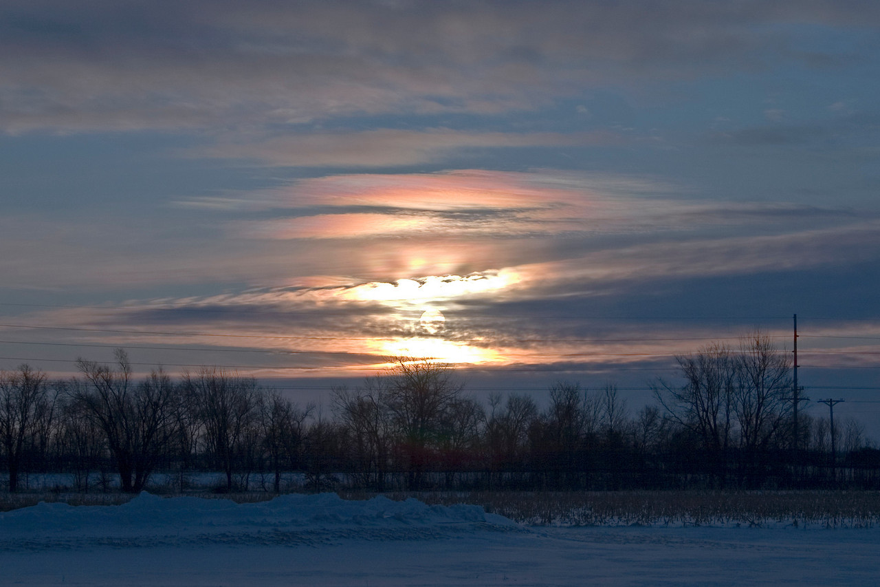 February 16 - Iridescence, Decatur Illinois