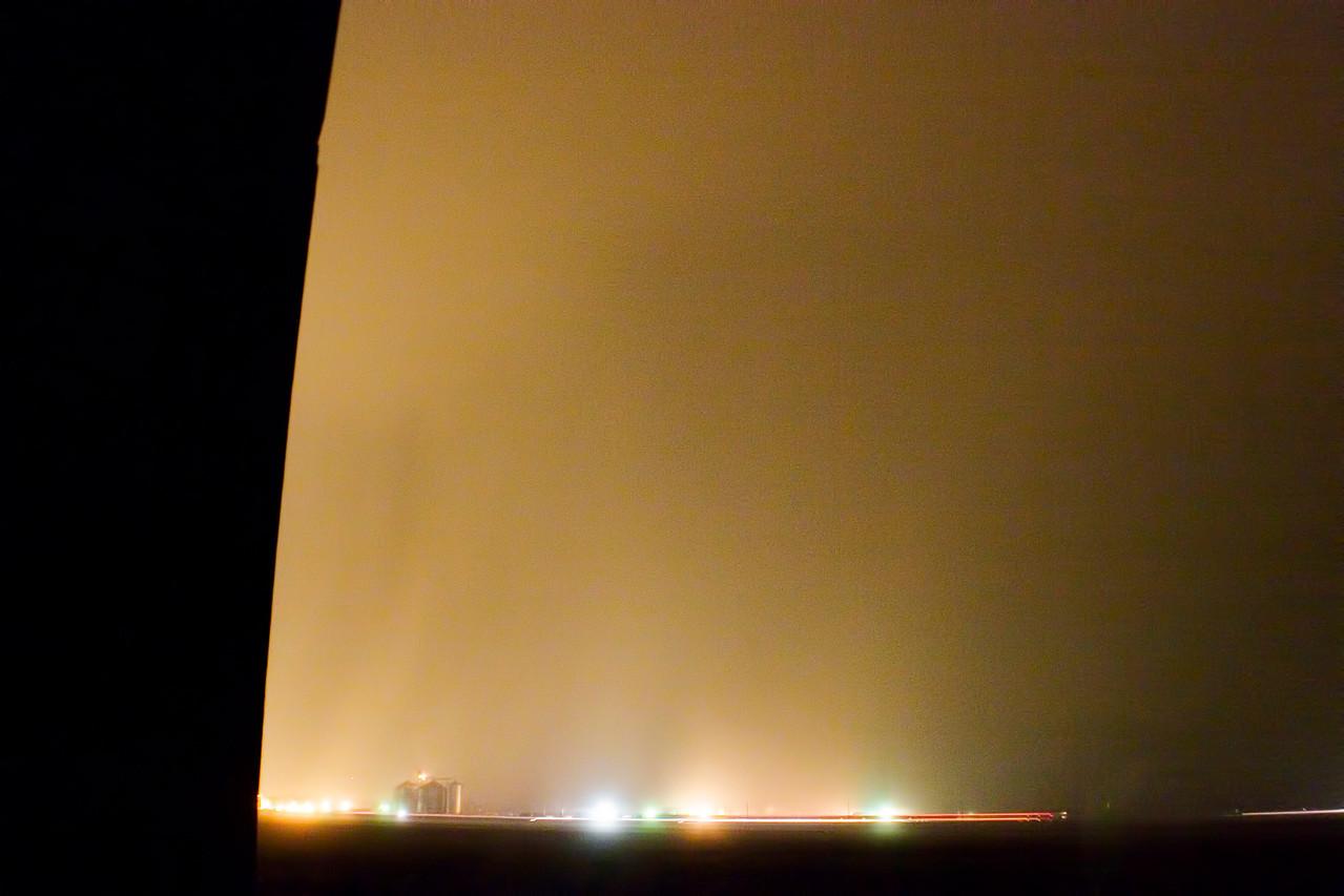 November 22 - Severe Thunderstorm, Macon Illinois