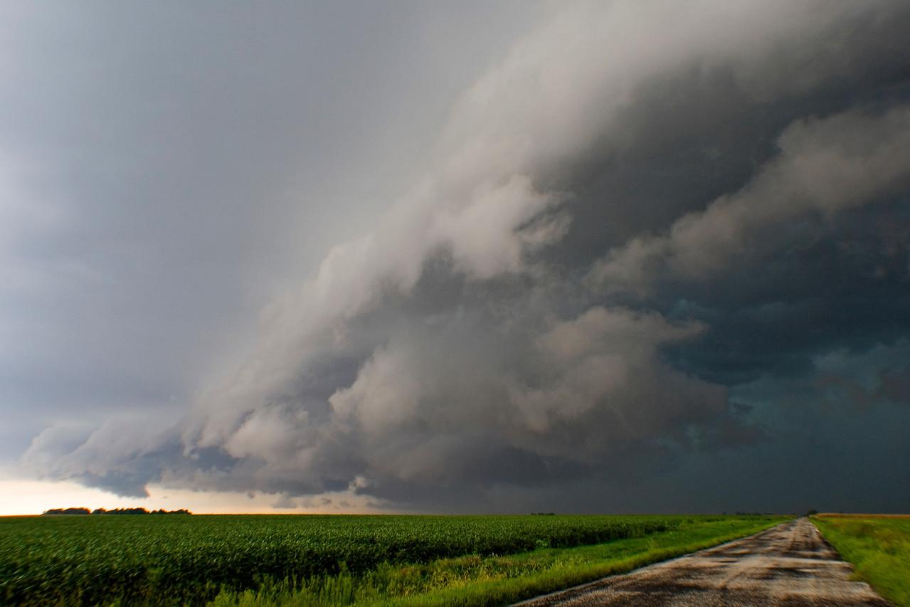 September 2 - Severe Thunderstorm, Mount Auburn Illinois
