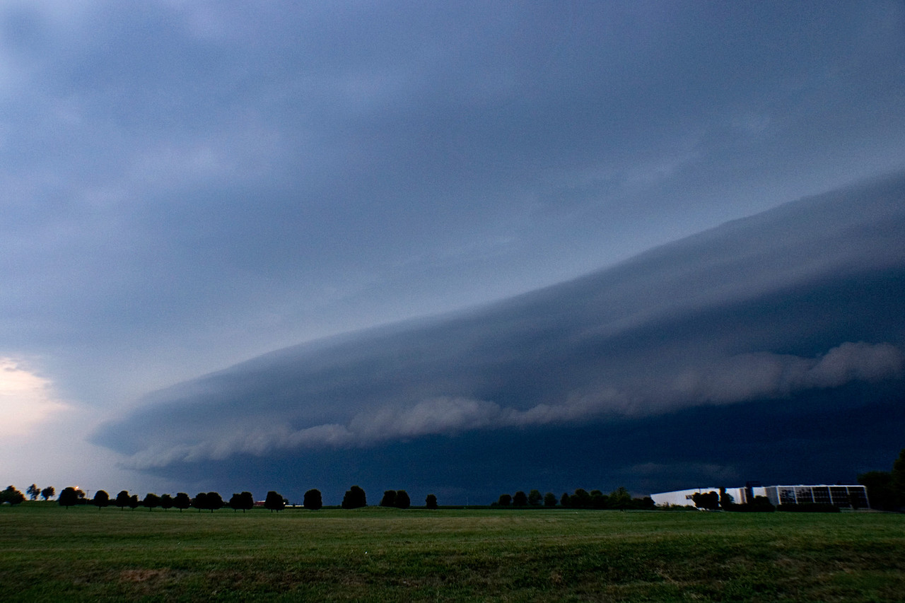 August 13 - Macon County Illinois