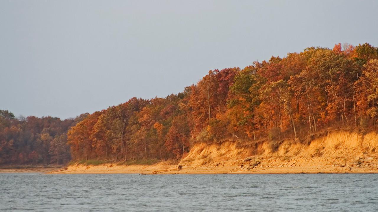 October 24 - Lake Shelbyville, Shelbyville Illinois
