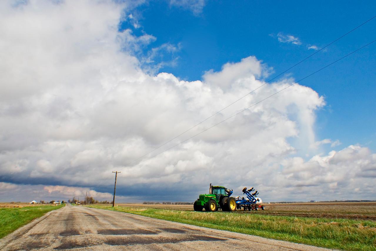 April 3 - Macon County Illinois