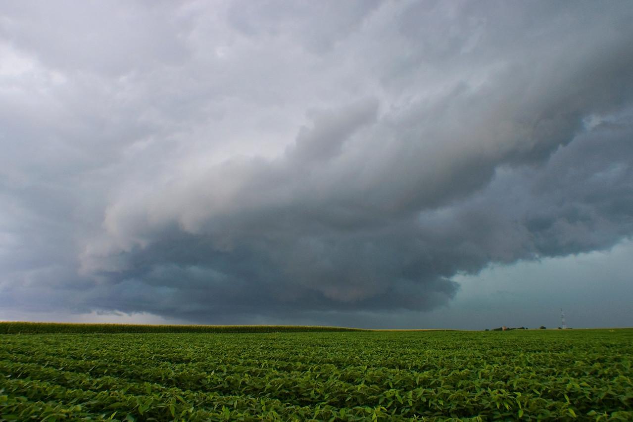 July 24 - Severe Thunderstorm, Dewitt County Illinois