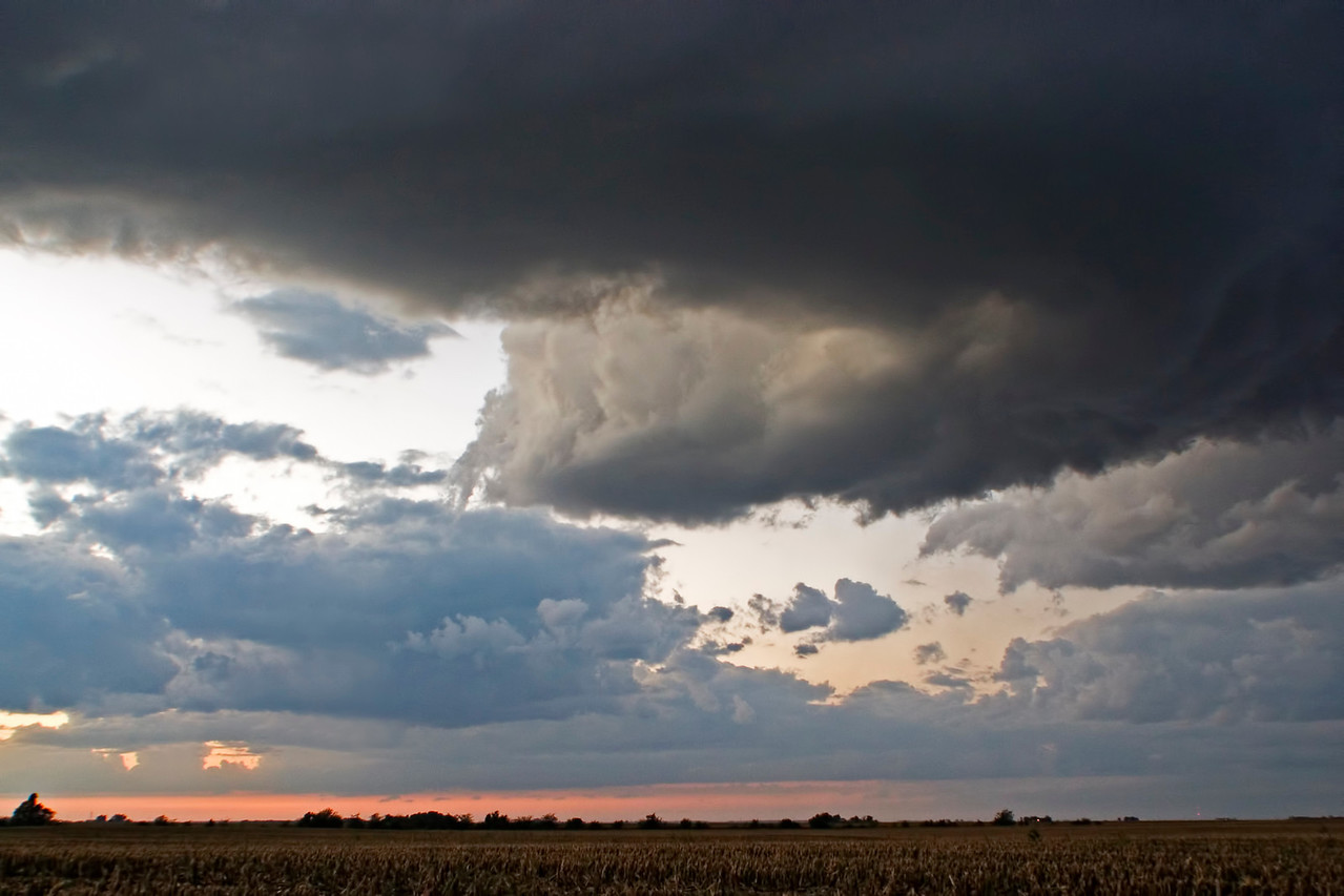 September 21 - Supercell IV, Near Niantic, Macon County Illinois
