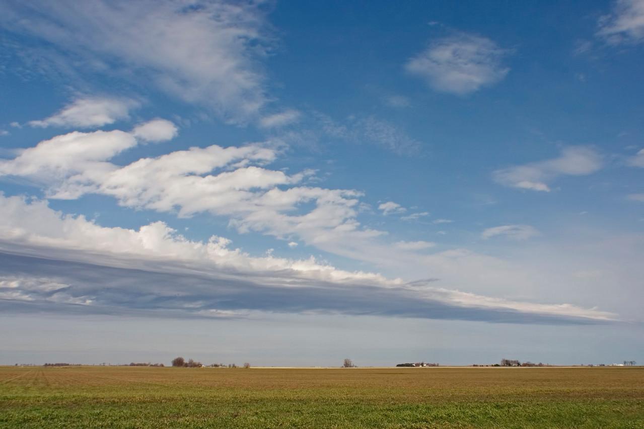 February 24 - Weak Boundary, Christian County Illinois