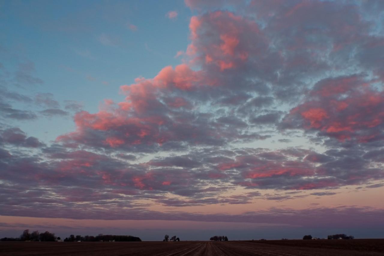 November 1 - Sunrise, Macon County Illinois
