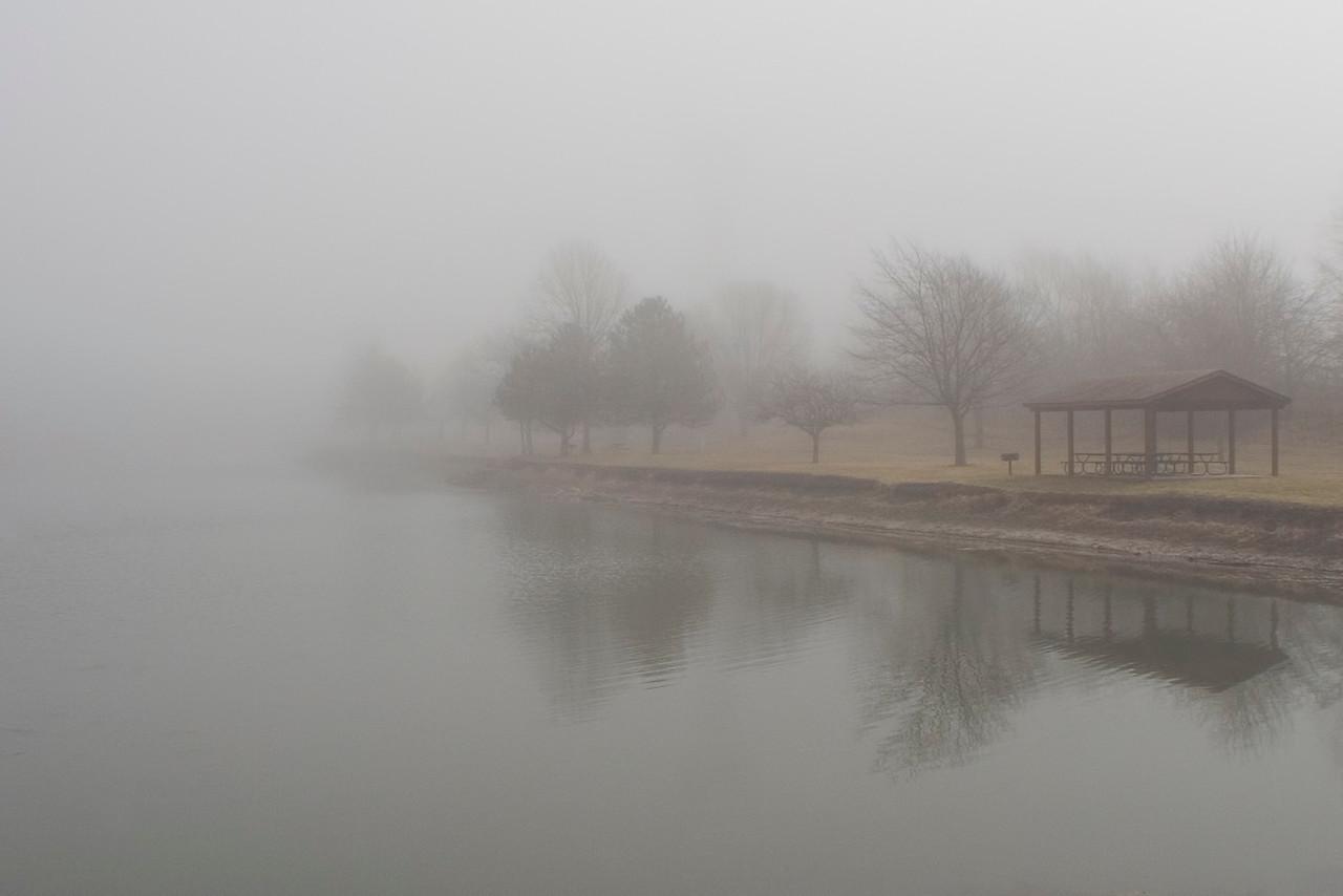 February 2 - Freezing Fog, Logan County Illinois