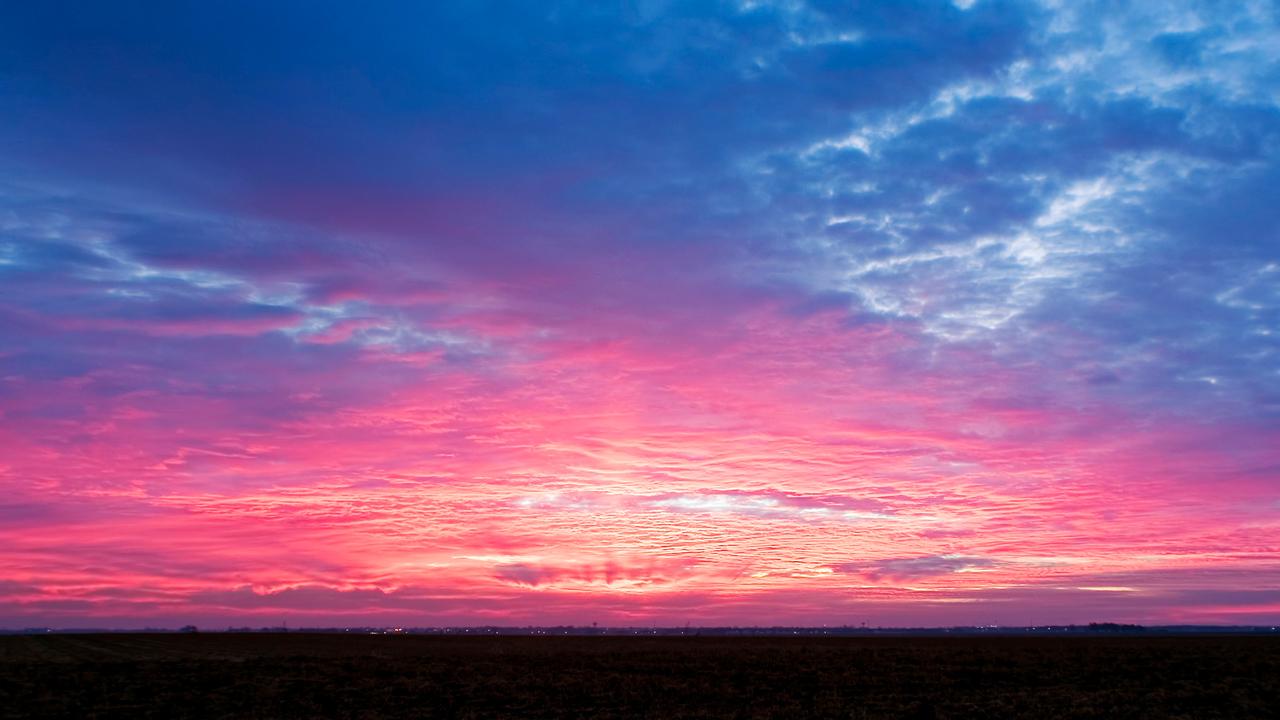 November 19 - Sunrise, Macon County Illinois